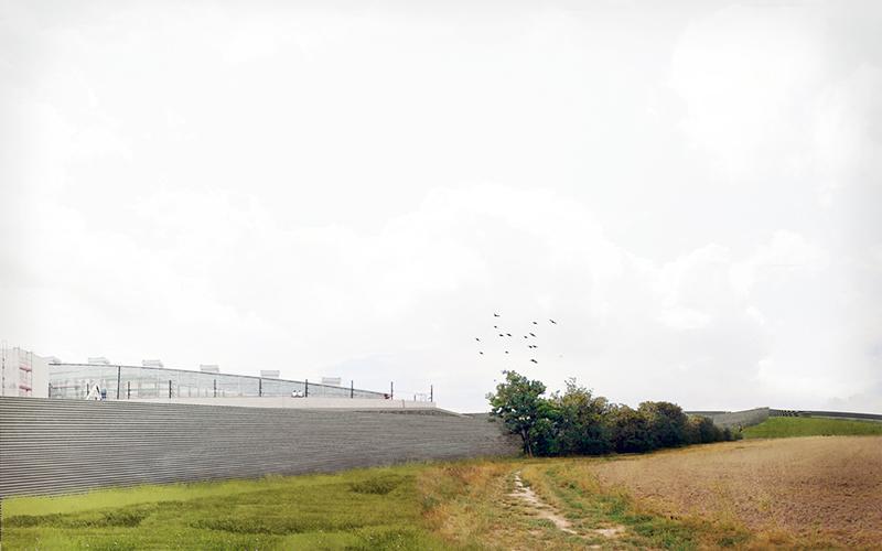 3. Preis: Wiener Außenringautobahn