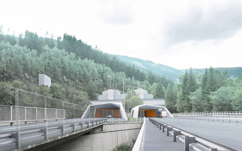 3. Preis: Pyhrn-Autobahn A9