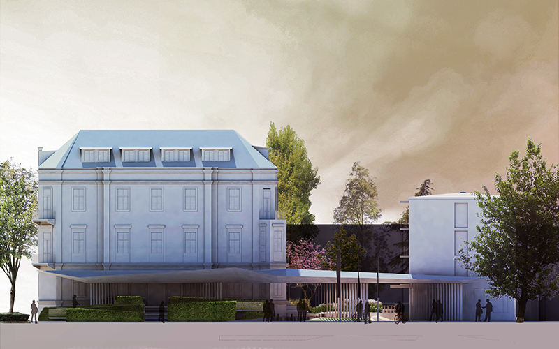 Baubeginn: Quartier Leech