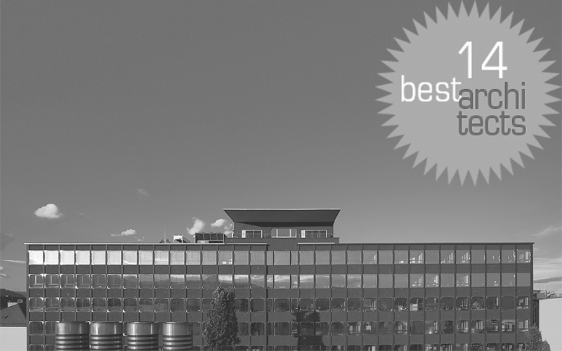 Best Architects 14: Welcome Tower