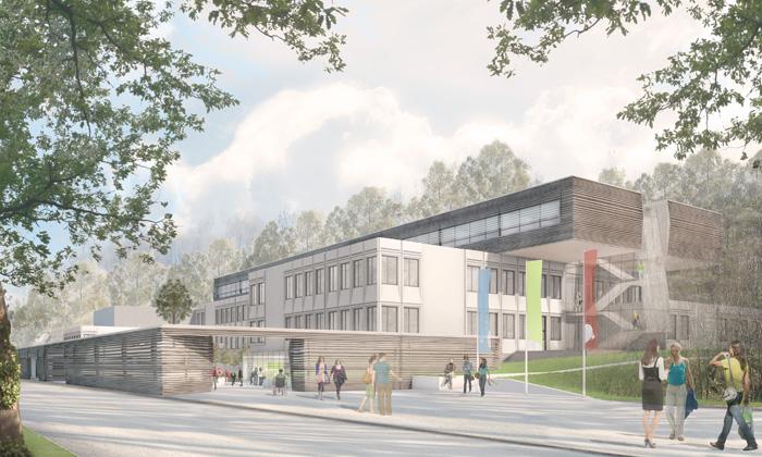Akademisches Gymnasium Salzburg: Überblick ©