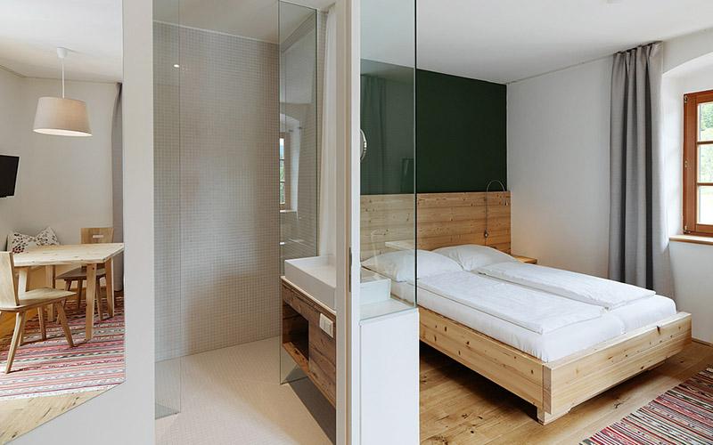Alpengasthof Bodenbauer: Zimmer © paul-ott