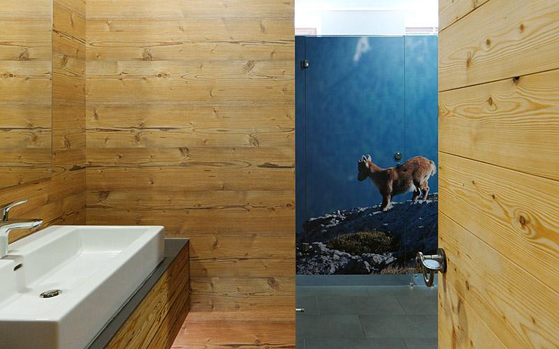 Alpengasthof Bodenbauer: Toilette © paul-ott