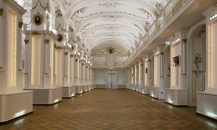 Alte Universität Graz: Main Hall © Paul Ott