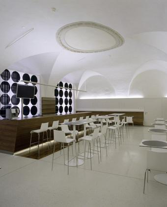 Alte Universität Graz: Bar © Paul Ott