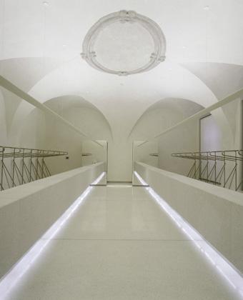 Alte Universität Graz: Interior view © Paul Ott