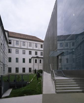Alte Universität Graz: Interior courtyard © Paul Ott