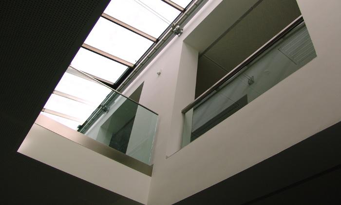 BAKIP Graz: Erster Stock © Marcel Seelig