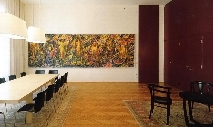 Bischöfliches Palais Graz-Seckau: Konferenz © Paul Ott