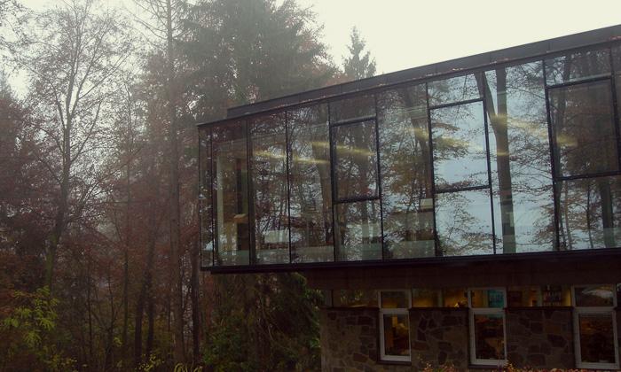 Bürozubau Mandlbauer: Herbst ©
