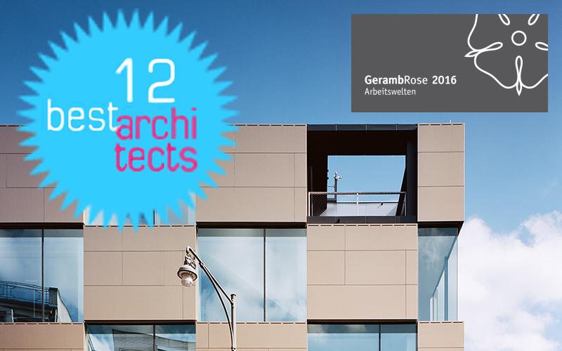 Das Bauwerk: best architects 12/ GerambRose 16 © AndreasBuchberger