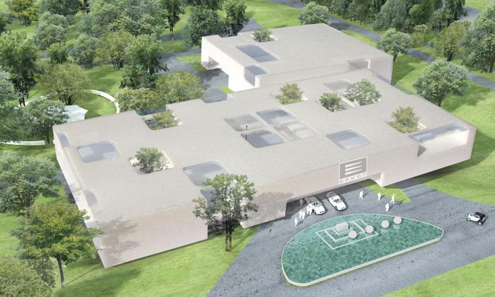 EFKON Headquarters: Übersicht ©