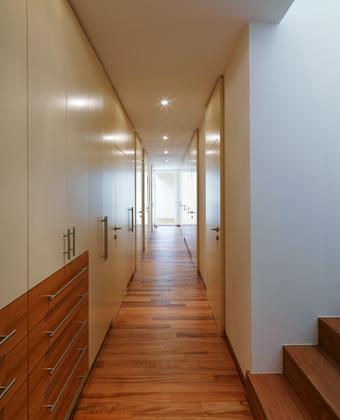 Einfamilienhaus Lienhart: Raum © Paul Ott