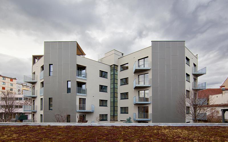 Elisabethinen: Exterior view © Lukas Moder