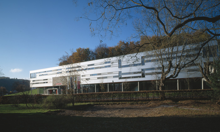 Fachhochschule Bad Gleichenberg: Überblick © Helmut Tezak