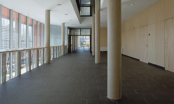 Fachhochschule Bad Gleichenberg: Foyer ©