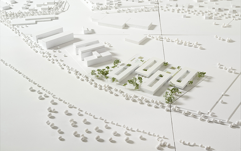 HTC: Model © Bramberger [architects]