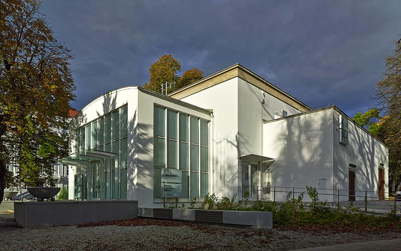 KM Graz: Exterior view © Peter Eder