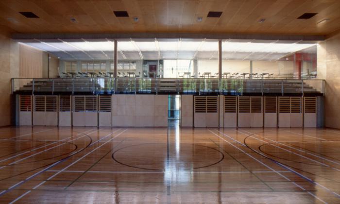 Landessportzentrum Graz:  © Angelo Kaunat