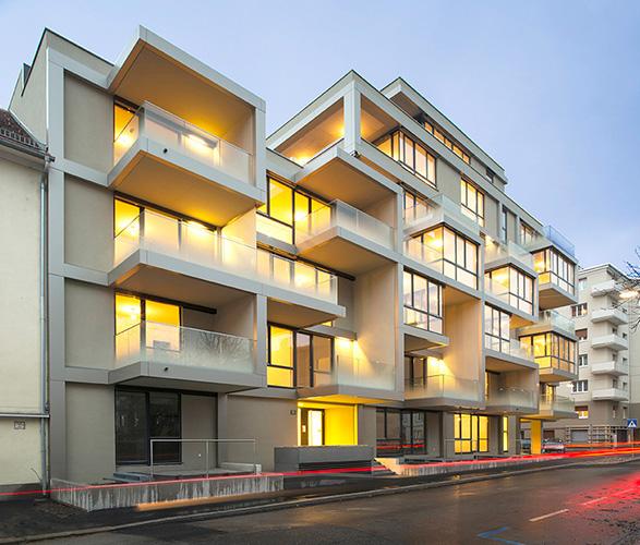 Lichtblick in Geidorf: View ©