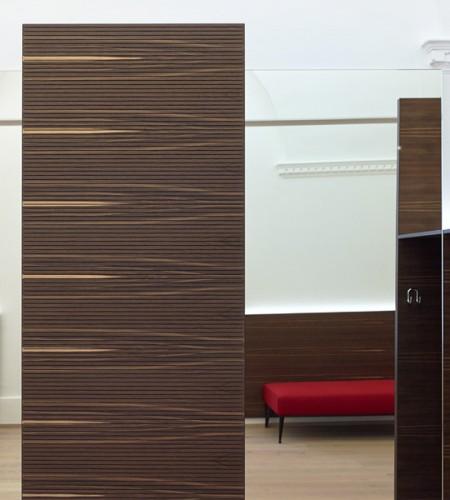 New Design for Weddinghall: Foyer © Peter Eder