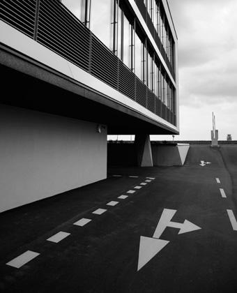 Saubermacher ECOPORT: Parkplatz © Kalina Grantcharova