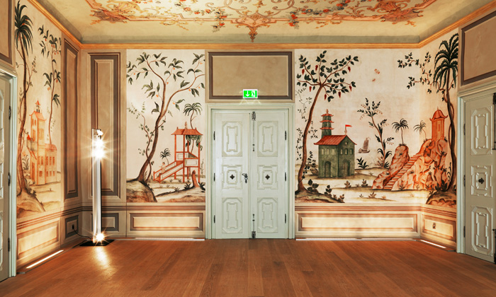 Zisterzienserstift Rein: Raum 1 © Paul Ott