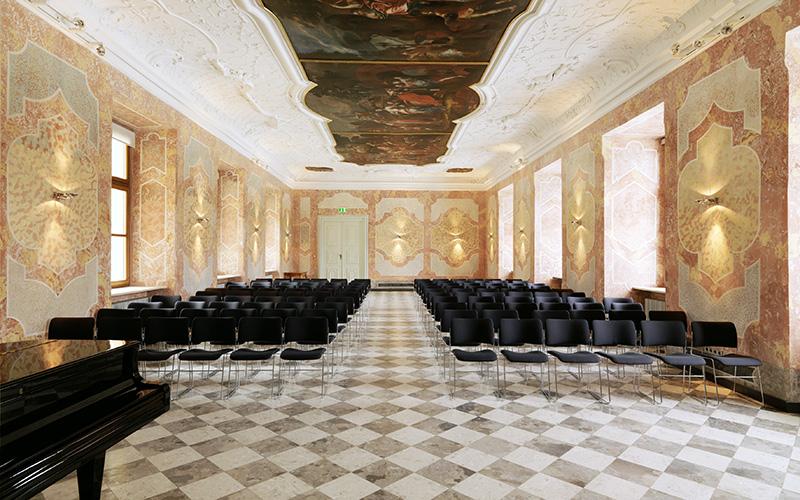 Zisterzienserstift Rein: Hall © paul-ott